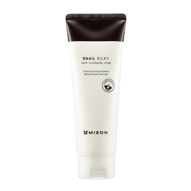 Deep cleansing foam snail silky product 01.png