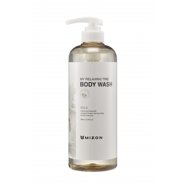 My relaxing time body wash milk product.jpg