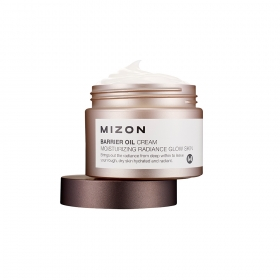 Mizon Barrier Oil Cream - sügavniisutav näokreem