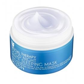Mizon Good Night White Sleeping Mask – öine mask tuhmunud ja väsinud nahale