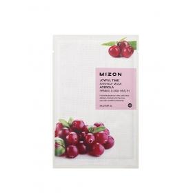 MIZON Joyful Time Essence Mask [Acerola] - vitamiinirikas kangasmask atseroola kirsiga