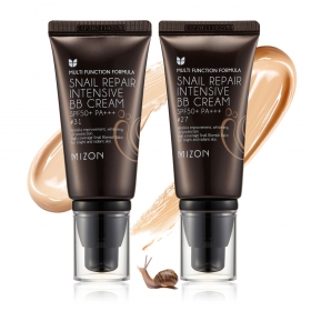 Mizon Snail Repair Intensive BB Cream - BB-kreem teolimaga