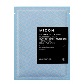 MIZON Enjoy Vital-Up Time [Nourishing Mask] - toitev kangast näomask