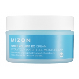 Mizon Water Volume EX First Cream 230ml - sügavniisutav geelkreem merevetikatega 230ml
