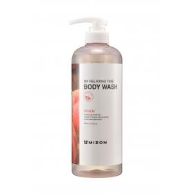Mizon My Relaxing Time Body Wash [Peach]
