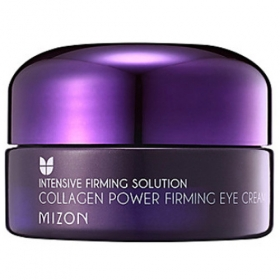 MIZON Collagen Power Firming Eye Cream - pinguldav silmakreem kollageeniga