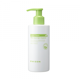 Mizon Pore Fresh Mild Acid Gel Cleanser