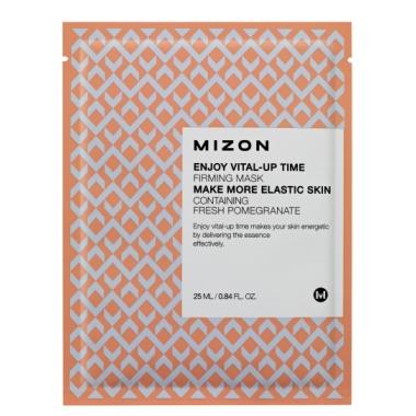 MIZON Enjoy Vital-Up Time [Firming Mask] - pinguldav kangast näomask