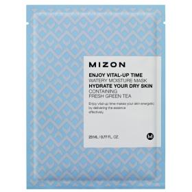 MIZON Enjoy Vital-Up Time [Watery Moisture Mask] - niisutav kangast näomask