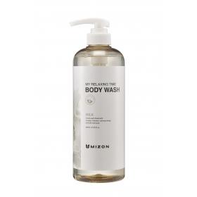 Mizon My Relaxing Time Body Wash [Milk]